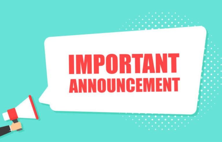 important-announcement
